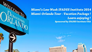 Miami's Law Week IFADES Institute