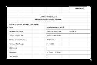 Kumpulan Administrasi Kepala Sekolah 2016