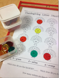http://www.teacherspayteachers.com/Product/Thanksgiving-Letter-Discrimination-for-tricky-b-d-p-q-983975