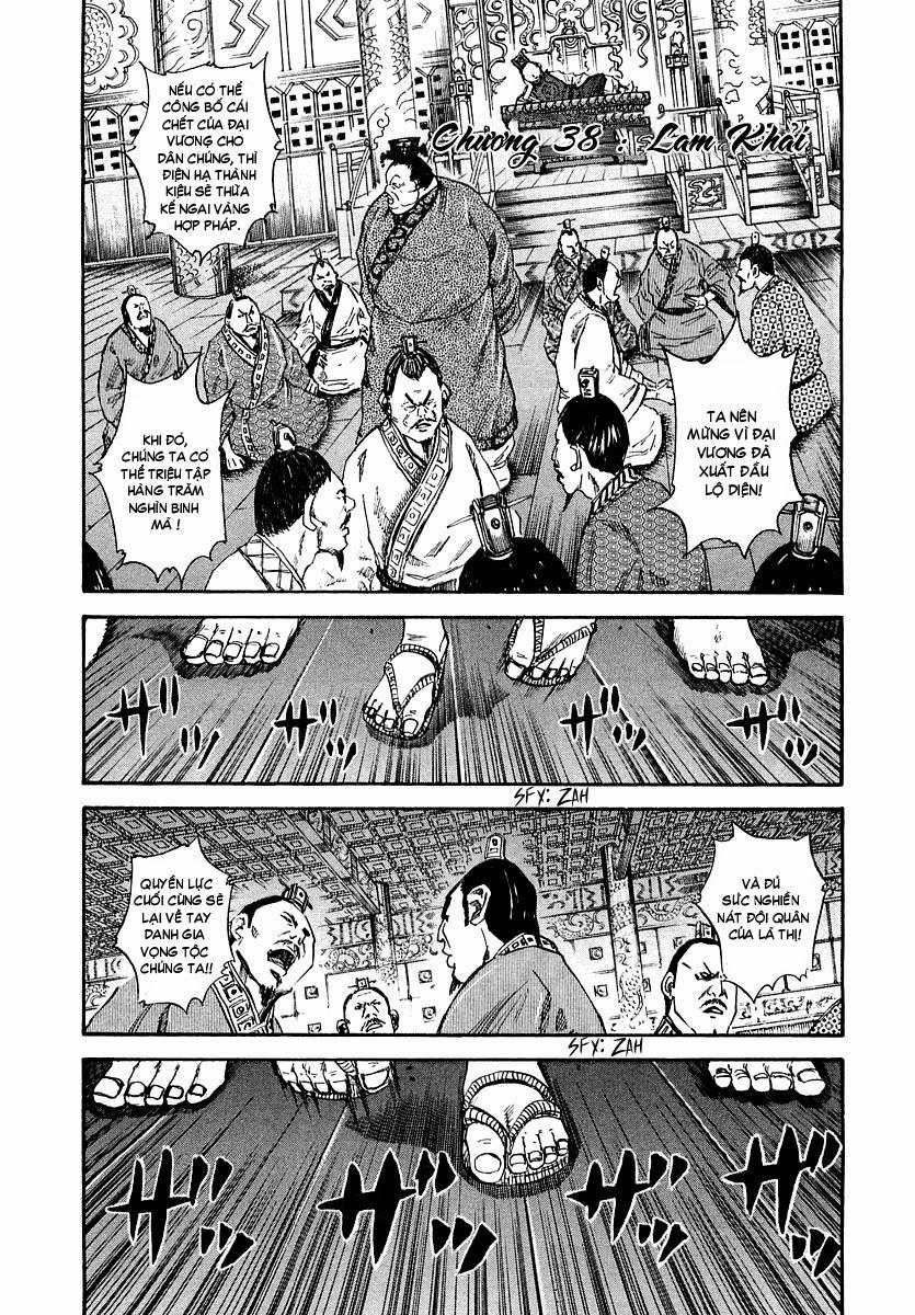 Kingdom - Vương Giả Thiên Hạ Chapter 38 page 2 - IZTruyenTranh.com