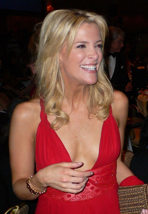 Megyn Kelly- Buff's favorite news anchor / host