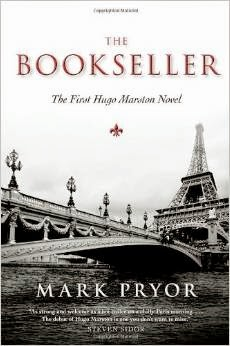 French Village Diaries book review The Bookseller Hugo Marston novel Mark Pryor Paris