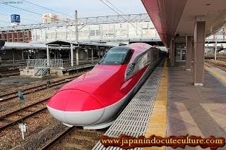 Shinkasen kereta super cepat Jepang