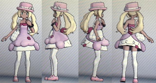 Battle Institute Shiny Fishing e roupas u00e9 o que conheceremos hoje em Kalos - Nintendo Blast