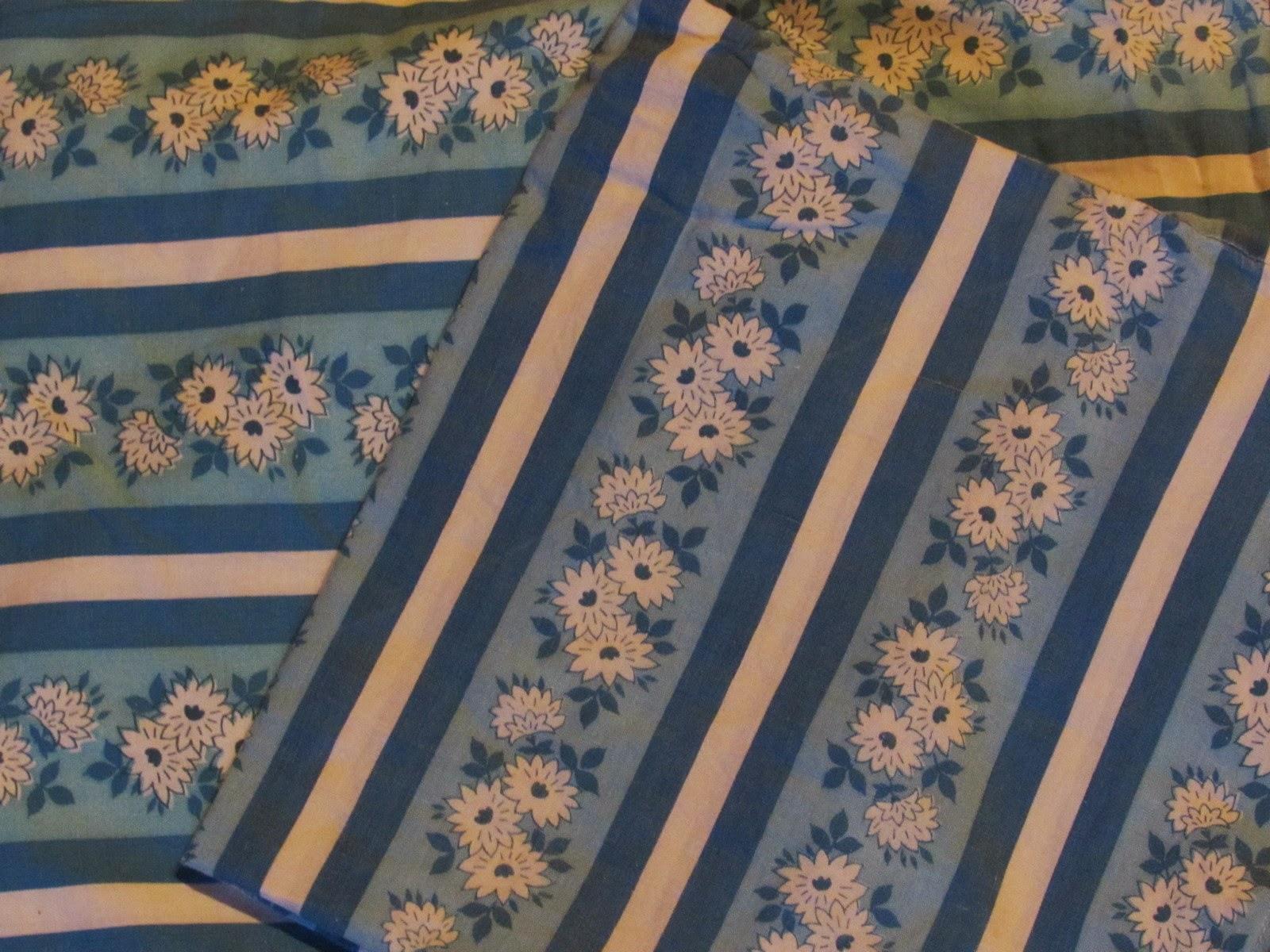 Karolines retro: blomstret dynebetræk med mange muligheder og ...