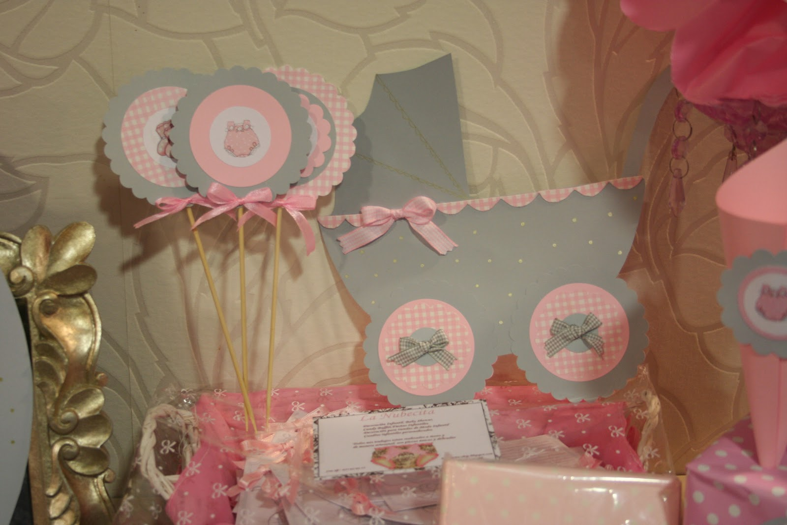 ideas para un baby shower y postres a preparar baby auto design tech