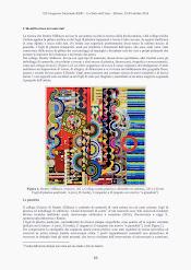 Manjary, collage polimaterico di Beatriz Milhazes.