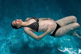 Ejercicio durante el embarazo. Ejercicios en el embarazo. que ejercicios hacer durante el embarazo. Cuerpo en forma