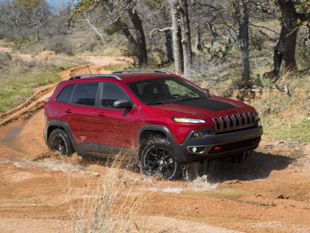 Jeep Cherokee 2014 new