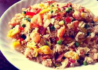 yang chow fried rice recipes