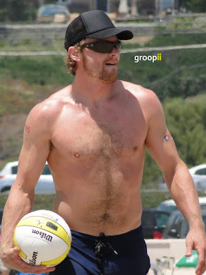 Everett Matthews Shirtless at the NVL Malibu 2011