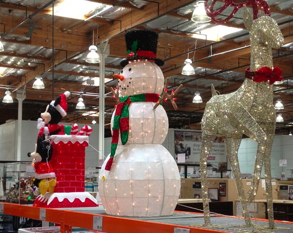 Best costco christmas decorations merry