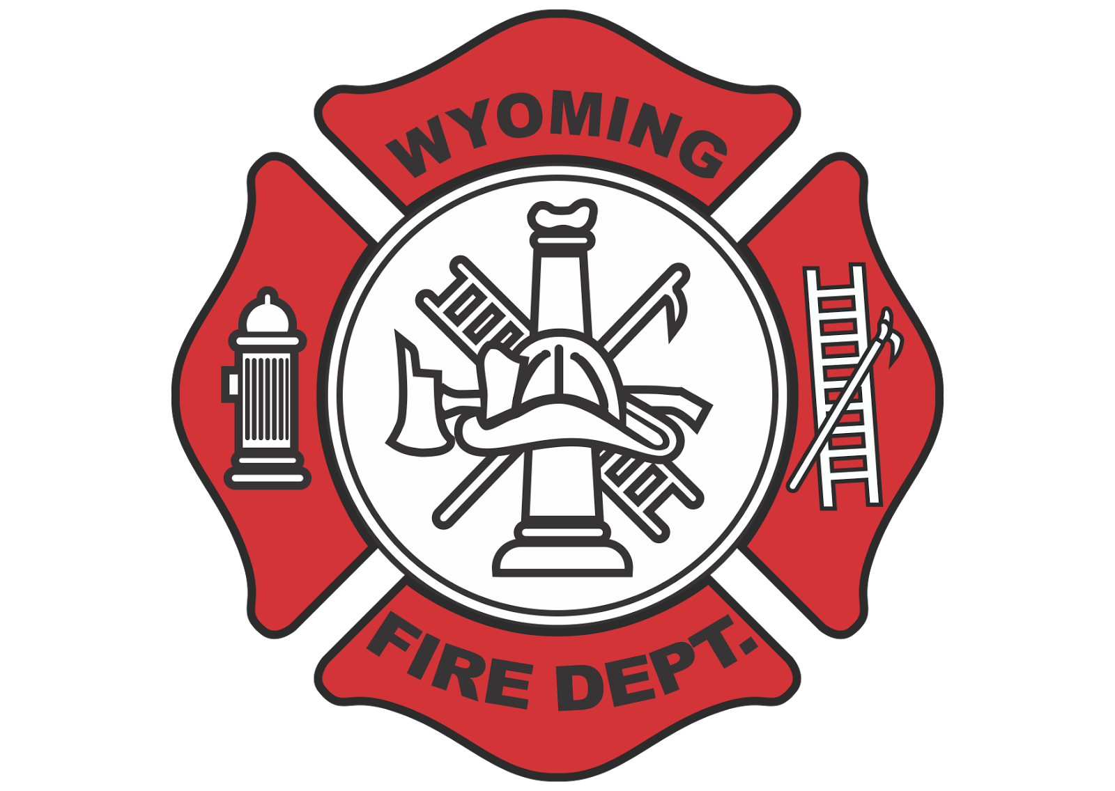 wyoming fire department logo vector format cdr ai eps svg pdf png rh master logo blogspot com fire station logos designs fire department logo