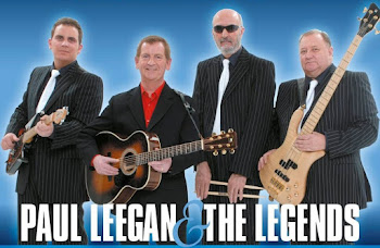 Paul Leegan and The Legends