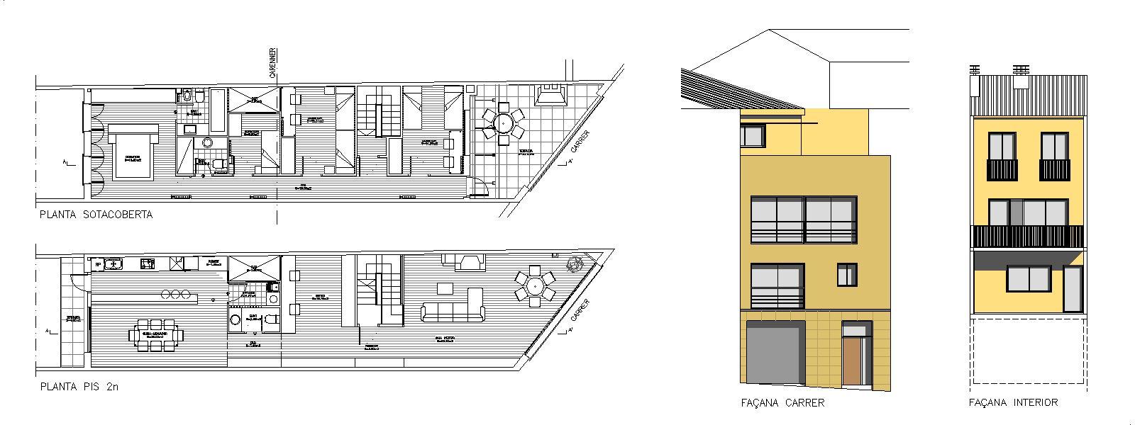 Estudio de arquitectura emearq marzo 2012 - Como reformar tu casa ...