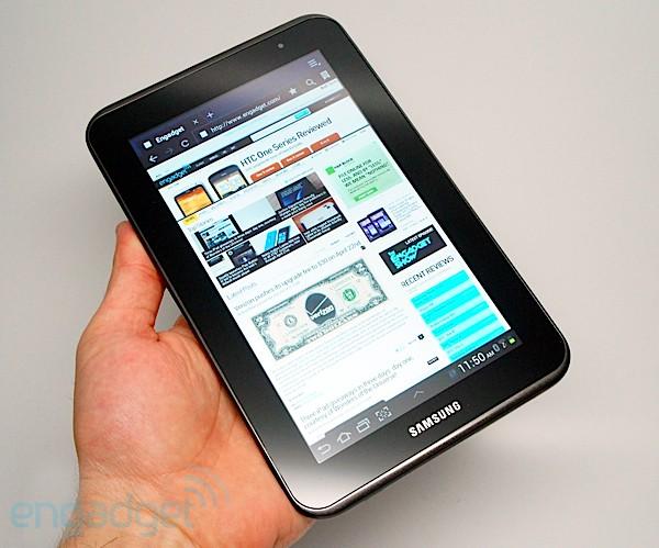 Samsung Galaxy Tab 2 7.0.