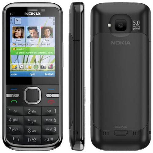 nokia c5 00 5mp special review smartphone review. Black Bedroom Furniture Sets. Home Design Ideas