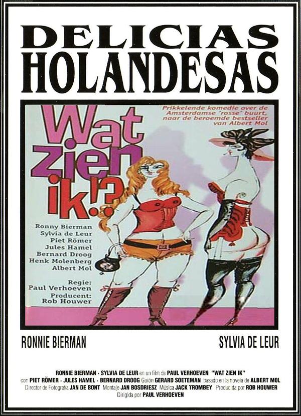 Wat zien ik? | 1971 | Delicias holandesas