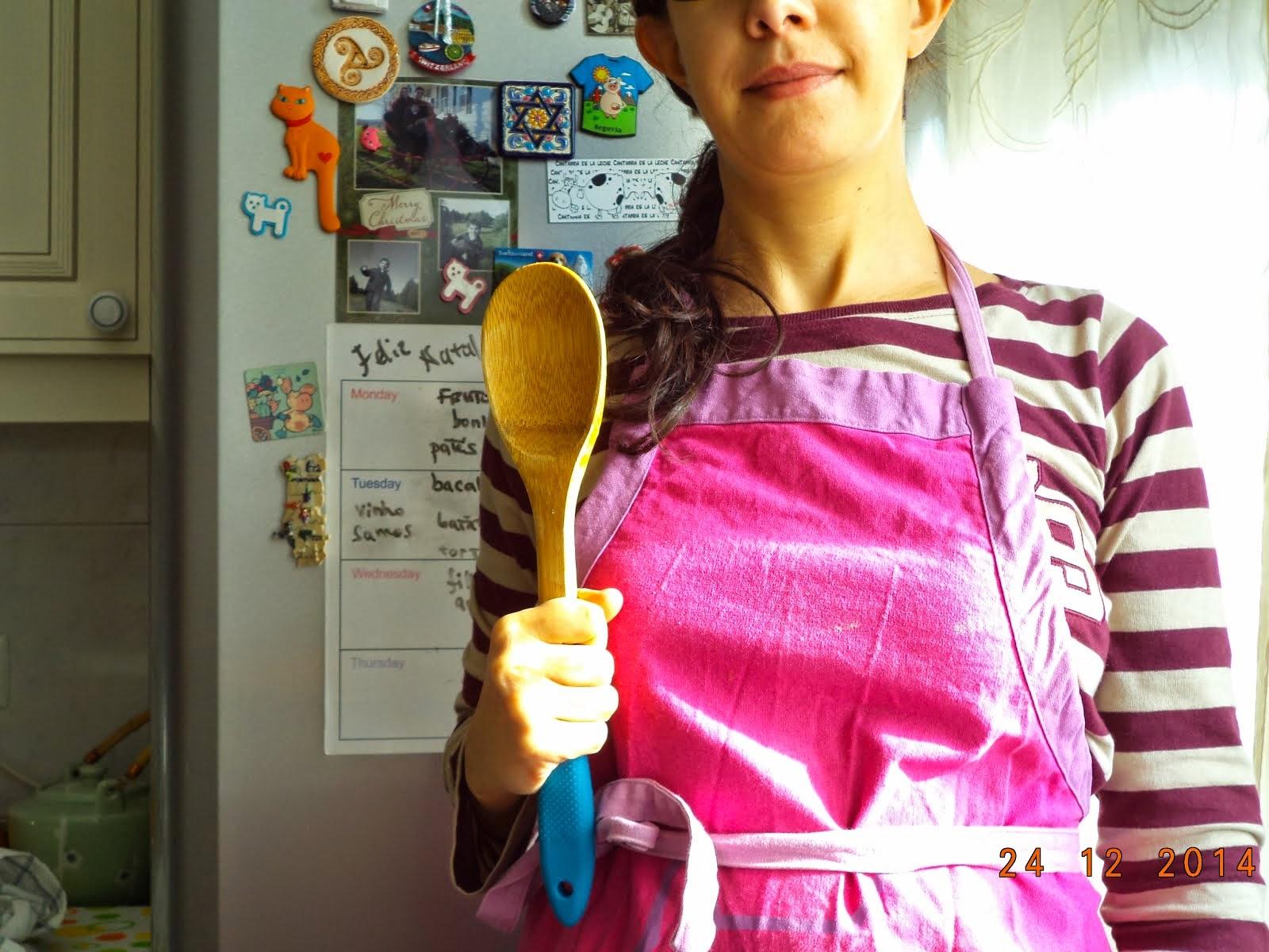 Marta chef,