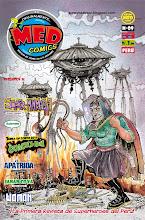 CARATULA N.9 DE MEDcomics