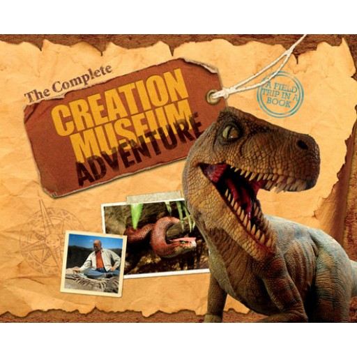 The Lemon Bee Book Blog The Complete Creation Museum