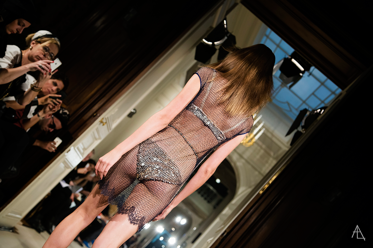 PFW Alexis Mabille SS15 Collection Runway and Backstage Photos by Ylenia Cuéllar
