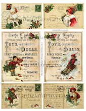 Victorian Christmas Children