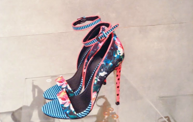 primark ss15 press day shoes high spots stripes