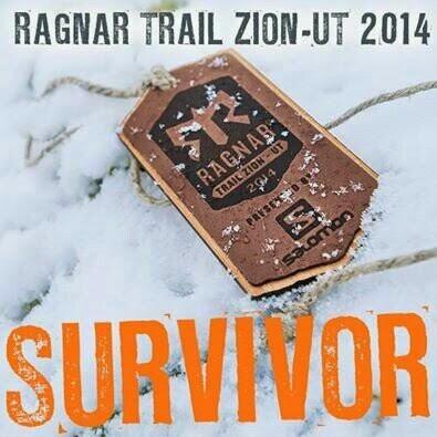 Ragnar Trail Zion 2014
