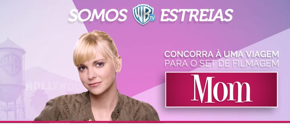 """Promoção Warner: """"Emmy Awards 2014 - Série Mom"""""""