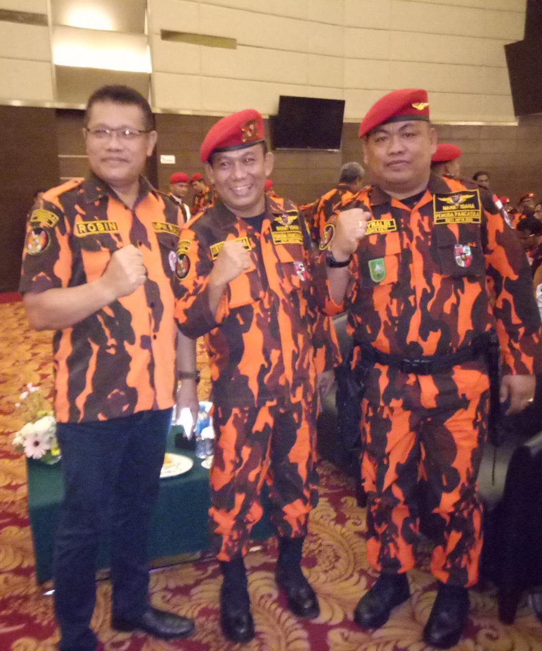 Resmon Sagala : Kader PP Riau Dukung AYO, Jika Membangkang Dipecat