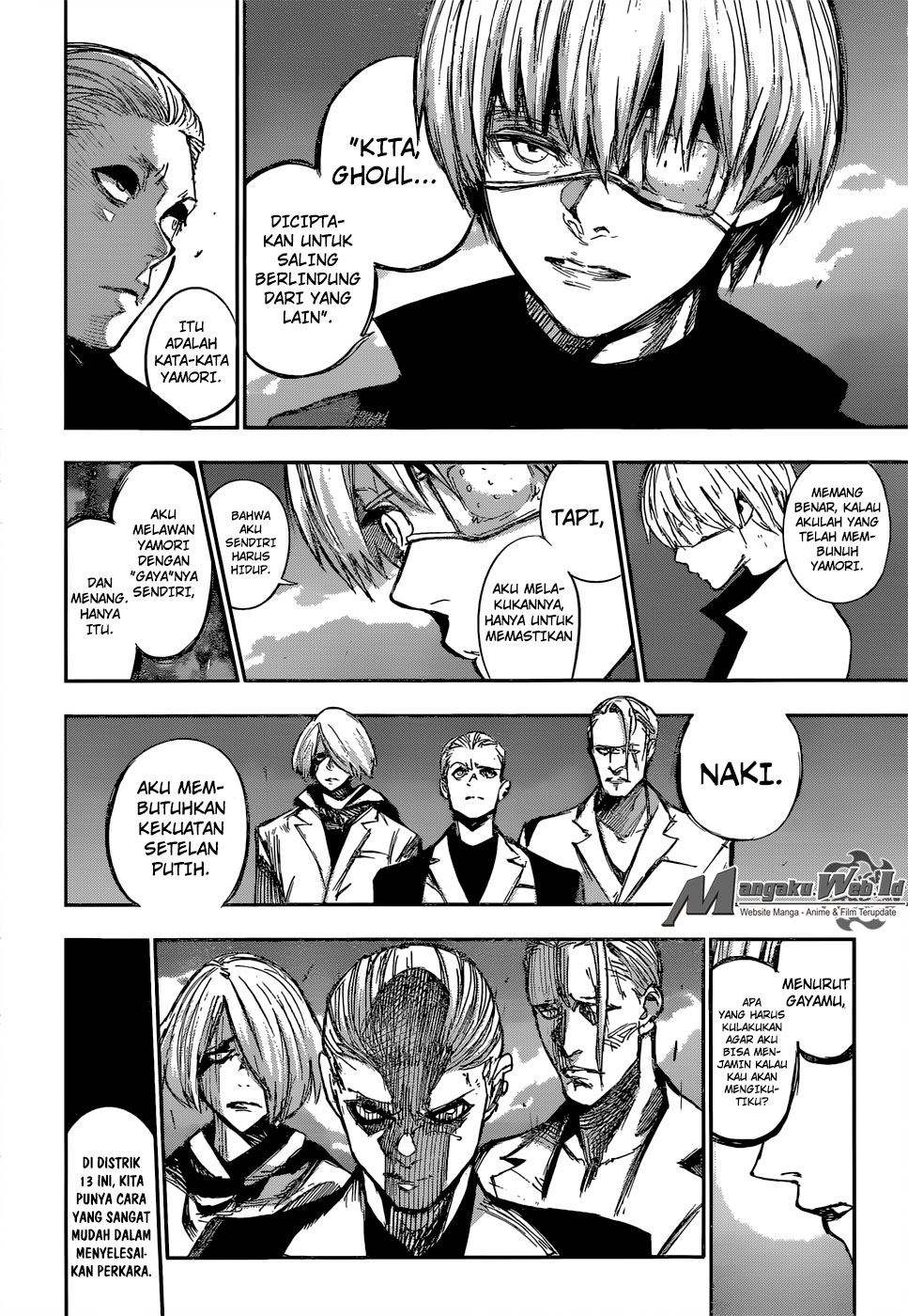 Tokyo Ghoul:re Chapter 102-10