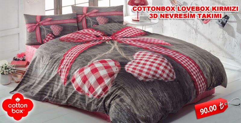 Cotton Box Nevresim Takımı