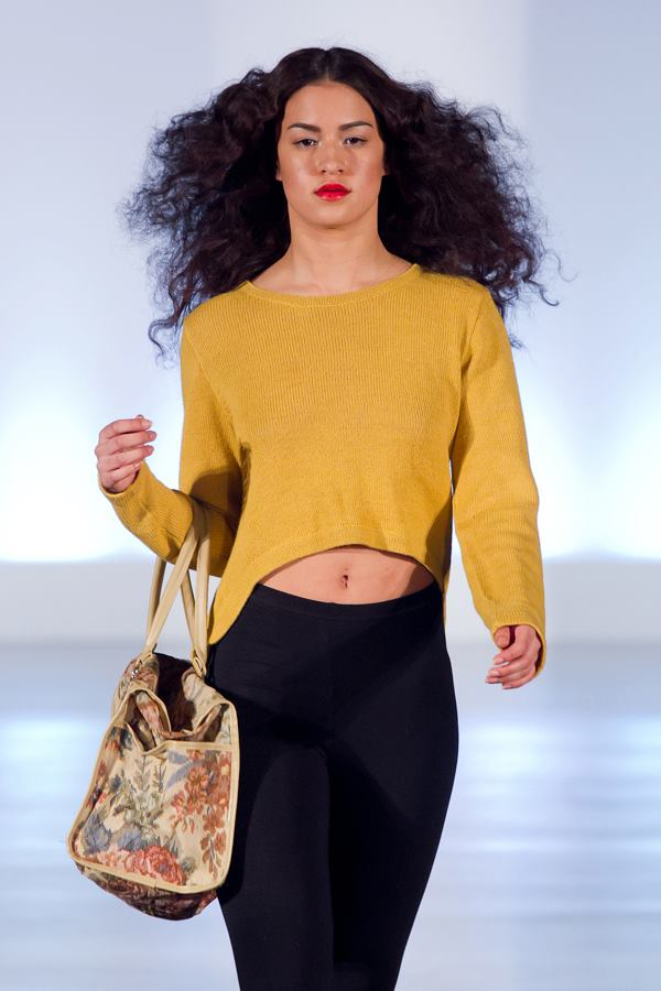Eco Fashion Week, EFW06, Eco Fashion, Eco Designer, Runway Show, Vancouver Fashion, Svensk