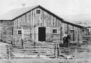 ta ranch barn johnson county war