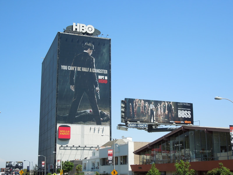 Sunset Strip billboards