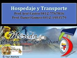Hospedaje y Transporte - Edúcate 2014