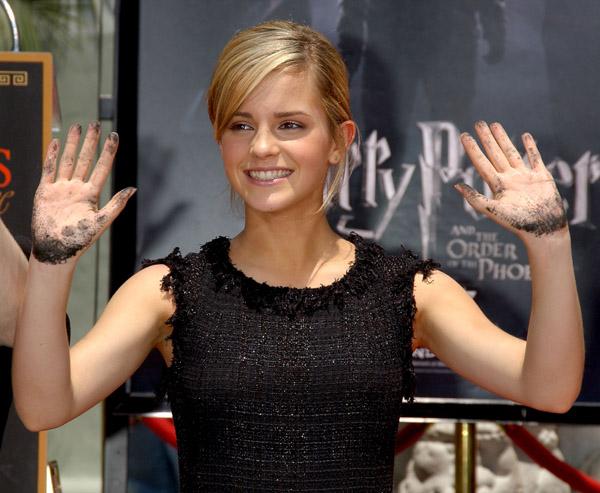 Emma Watson. Emma Watson: #39;Harry Potter