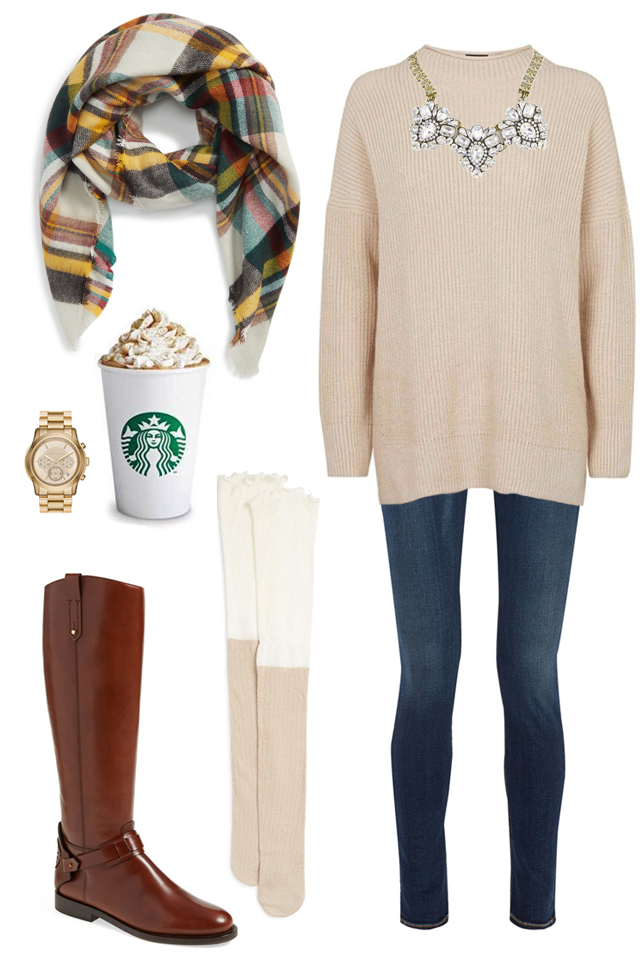 Southern Curls & Pearls: Cozy Fall Sweater...
