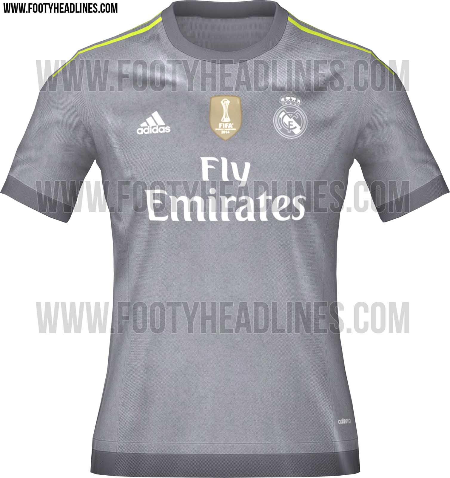Manchester United Kits 2014/15