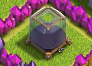 Dark Elixir Storage
