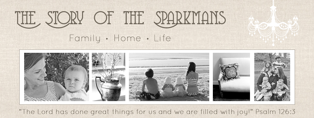 The Story of the Sparkman's