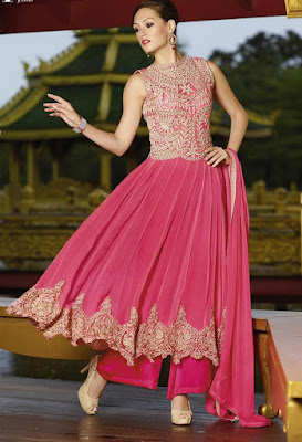 http://in.mokshafashions.com/pink-viscose-salwar-kameez-with-chiffon-dupatta-resham-work.html