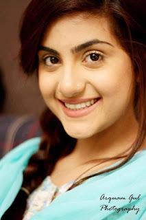 Cute & innocent 'Sohai Ali Abro - Pakistan celebrities