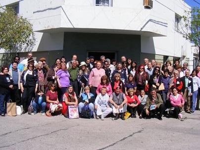 "47º ENCUENTRO INTERNACIONAL DE POETAS ""OSCAR GUIÑAZÚ ÁLVAREZ"". 10, 11, 12 de Octubre de 2008."