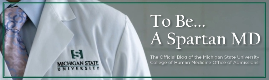 To Be...A Spartan MD