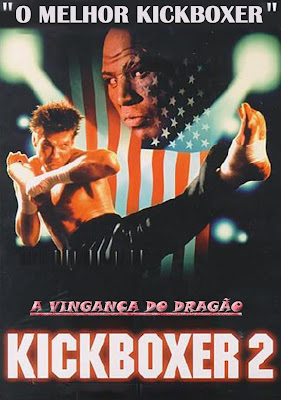 Kickboxer 2: A Vingança do Dragão - DVDRip Dublado