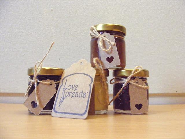 Small jam jars
