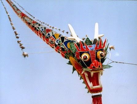 Permainan Tradisional Layang-layang - Layang-layang Cina