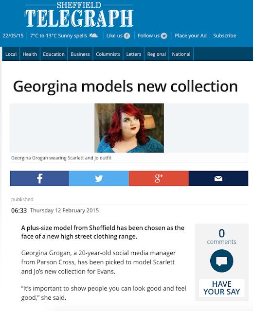 Georgina grogan press